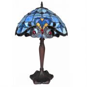 Bavarian Grey Table Lamp – Not Lit